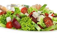 Fesleğenli Salata