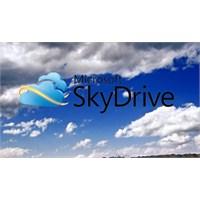 Skydrive Windows Ve Mac Uygulaması Yayınlandı
