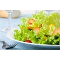 Evde Salata Diyeti