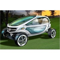 Mercedes Golf Aracı