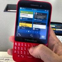 Blackberry R10 Geliyor
