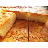 Patatesli Çok Kolay Tuzlu Kek Börek Tarifi