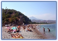Phaselis -çıralı(kemer - Antalya)