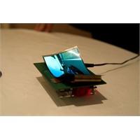 Samsung'dan Bükülebilir Ekran