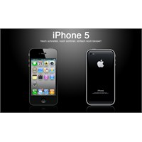 İphone 5 Konsept Dizaynlar