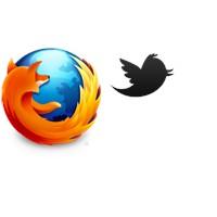 Firefox'tan Twitter İle İlgili Arama Yapmak!