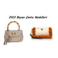2013 Bayan Çanta Modelleri