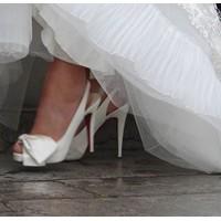 Louboutin'den Gelin Ayakkabıları