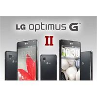 """Dünyanın En İnce Telefonu """" Lg Optimus G2 """""""