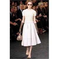 2011 Moda Trendleri-Kabarık Etekler