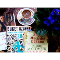 Kitaplarım, Kahvem , Menekşem
