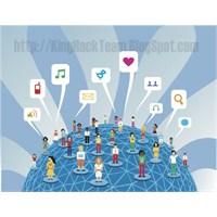 Ençok Sosyal Ağkullanan Ülkeler Listesi Kasım 2012