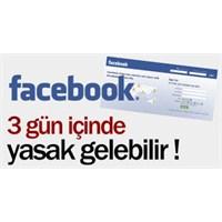 Rusya'dan Facebook'a 3 Gün Mühlet!