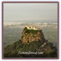 Taung Kalat Manastırı | Burma