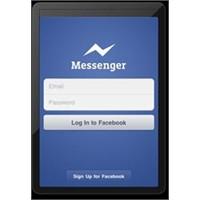 Facebook Messenger Yayınlandı