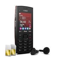 Nokia'nın Çift Sim Kartlı,yeni Cep Telefonu: X2-02