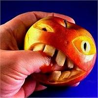 Meyve & Sebze Oyma Sanatı - Saxton Freymann