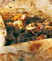 Kağıtta Kuzu Kebabı