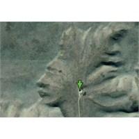 Google Maps'de Esrarengiz Görüntüler