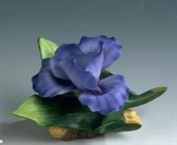 Kumaş Parçasından Porselen Çiçek Yapımı!