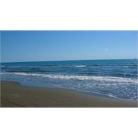 Fethiye'nin En Uzun Ve İnce Kumlu Plajı