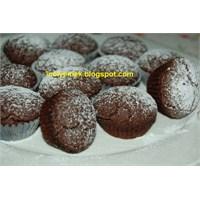 Kakaolu Minik Muffinler