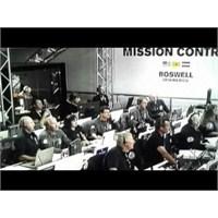 Uzaydan Atlayışın İlk Videosu