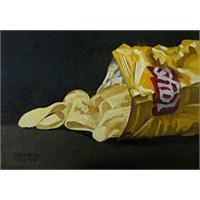Ayşe Teyze'nin Patateslerinden: Lay's