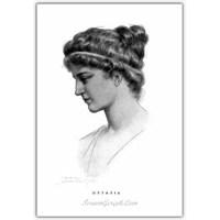 İskenderiyeli Hypatia (370 - 415)