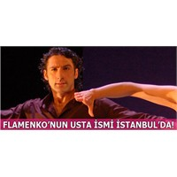 Flamenko'nun Usta İsmi Angel Munoz İstanbul'da!