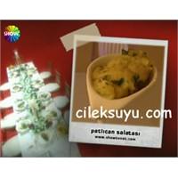 Rafet Usta'nın (Amuse Bouche) Patlıcan Salatası Ta
