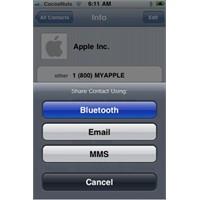 Celeste İphone, İpad Bluetooth Dosya Paylaşımı Uyg