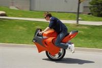 Tek Tekerlekli Motosiklet Unocycle