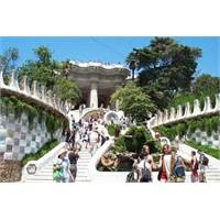Gaudi'nin İhtişamı - Park Guell
