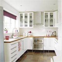 Mutfaklarda Kullanım Rahatlığı