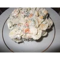 Mısırlı Kolay Makarna Salatası