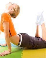 Düz Bir Karın İçin Egzersizler