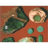 Değerli Taşlar - Krizopras