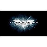 """Dark Knight Rises"" Kara Şövalye İos'a Geliyor!"