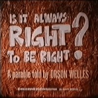 İs İt Always Right To Be Right?