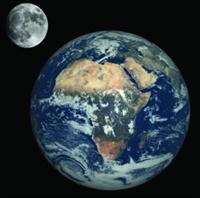 Ay, Dünyadan Önce Mi Vardı?