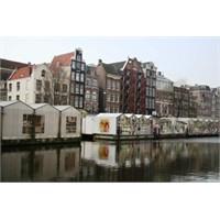 Amsterdam Çiçek Pazarı - Bloemenmarkt