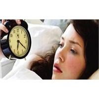 Uyku Düşmanı Alışkanlıklar
