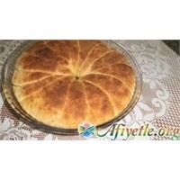 Kalorisi Düşük Ekmek Pastası