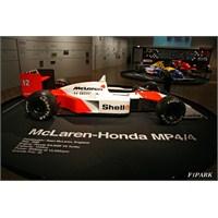 Honda 2015'te Formula 1'e Geri Dönüyor