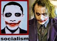 Karşınızda Obama Joker