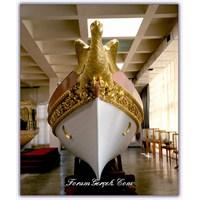İstanbul Deniz Müzesinde Saltanat Kayıkları