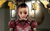 Tıklanma Rekorları Kıran Iron Baby