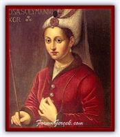 Hürrem Sultan (1506 - 1558) - Aleksandra Lisowska