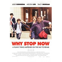 """Why Stop Now""dan İlk Fragman"